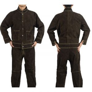 Pure leather suit overalls (1)