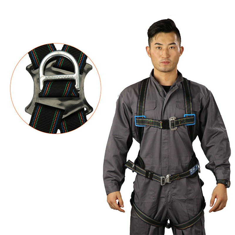 Safety protection fall protection seat belt (1)