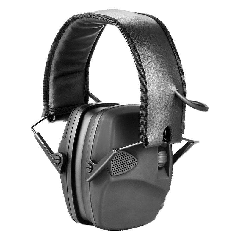 Sound and noise reduction electronic pickup earmuffs (2)