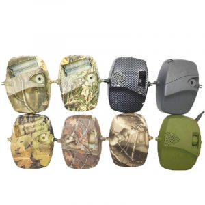 Sound and noise reduction electronic pickup earmuffs (4)