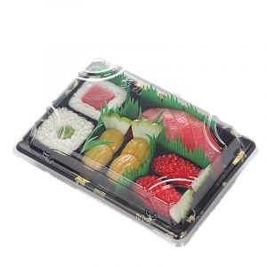 Sushi plastic packing box (4)