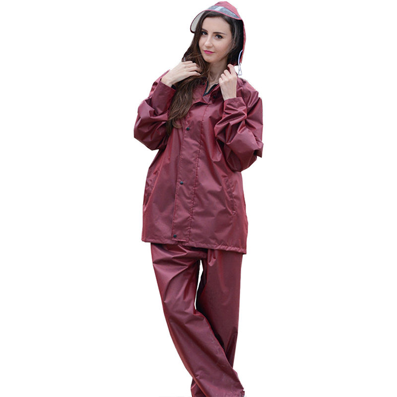 Thickened Oxford Cloth Adult Suit (2)