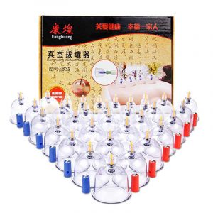 Vacuum cupping explosion-proof thickening set (1)