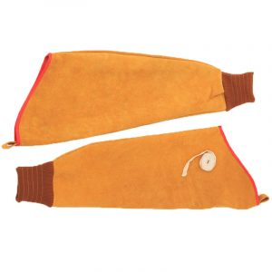 Wear-Resistant Leather Sleeve (1)