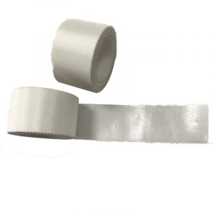 White Medical Silk Tape (1)