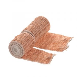 Wrinkle Spandex Medical Elastic Bandage